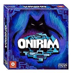 Amazon.com: Juego de cartas Onirim: Toys & Games