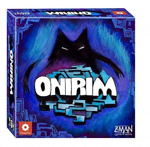 Onirim (Best Solo Board Games)