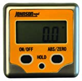 Johnson Level & Tool 1886-0200 Magnetic Digital Angle Locator
