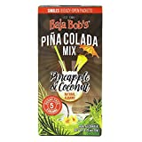 Baja Bob's Sugar Free Pina Colada Mix Singles - 8 Single-Serve Cocktail Mix Packets