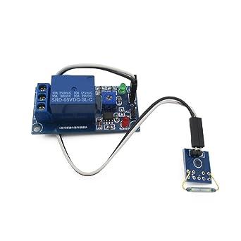 Sensor De Nubes Servicio De Reed Sensor Interruptor Modulo Modulo Modulo De Rele De Alta Corriente Magnetron Magnetron: Amazon.es: Industria, empresas y ciencia