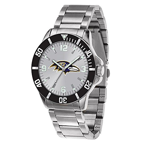 Gifts Watches NFL Baltimore Ravens Key Watch by Rico Industries ()