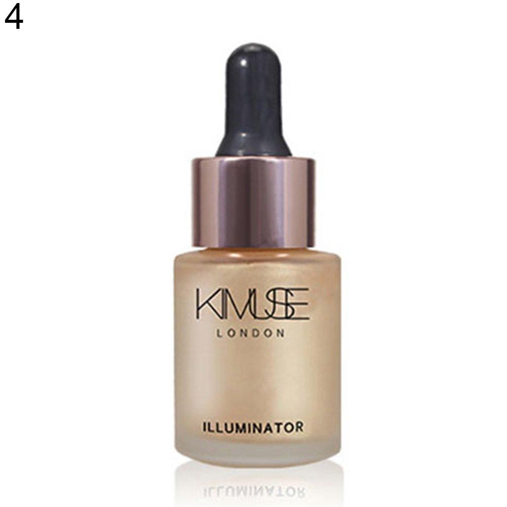 mignolo beauty makeup Highlighter liquido Lady contorno del viso illuminante Shimmer cosmetici little finger