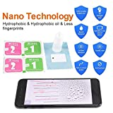 Hardness Nano Liquid Screen Protector for All Smartphones Anti Scratch Nano Liquid Glass Screen Protector Tempered Oleophobic