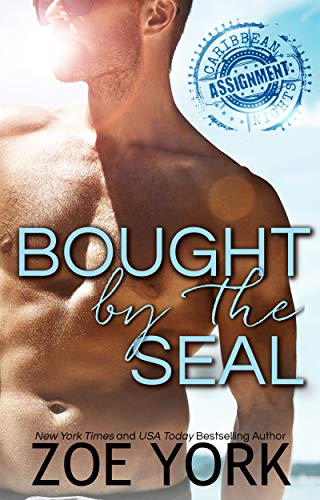 (Bought by the SEAL (Hot Caribbean Nights Book 3))