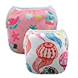 babygoal One Size Reusable Swim Diapers Underwear