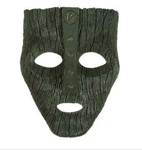 Mask Loki (Sirwolf The Mask Loki Cosplay Mask Prop Replica)
