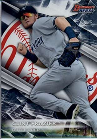 Amazoncom 2016 Bowmans Best Top Prospects Tp 20 Clint Frazier