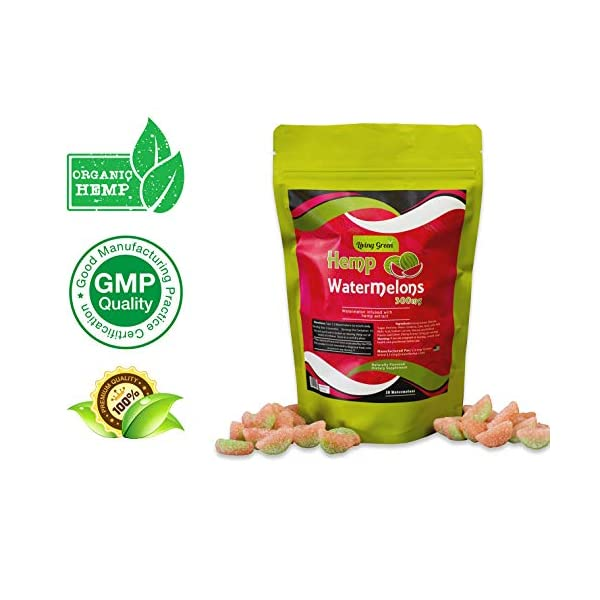 Hemp-Watermelon-Gummies