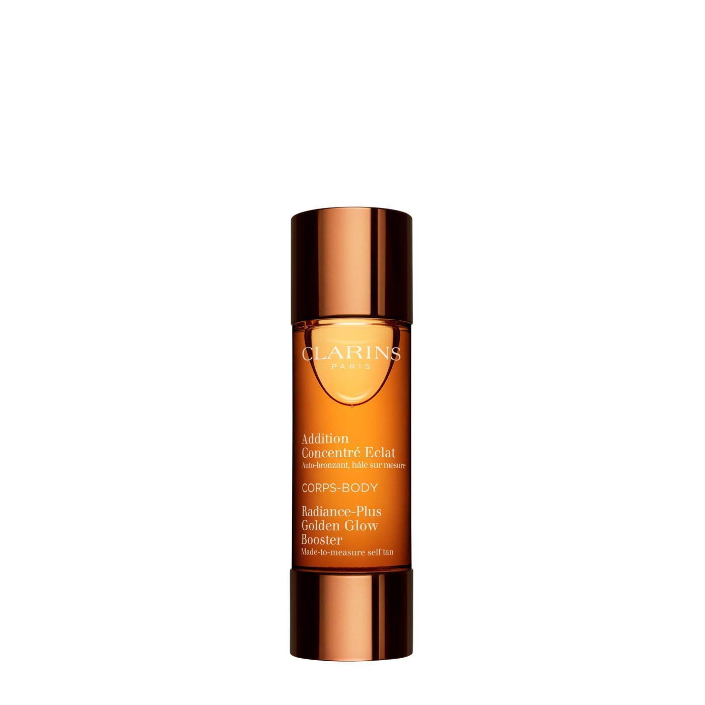 Amazon.com : Clarins Radiance-Plus Golden Glow Booster Self Tanning ...