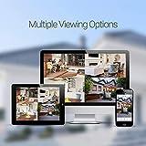Zmodo Wireless Security Camera, Smart Home 720p