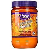 Now Foods L-Leucine Powder, 9 Ounce