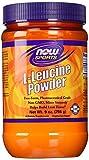 Best Now Foods Energy Powders - NOW Sports L-Leucine Powder, 9-Ounce Review