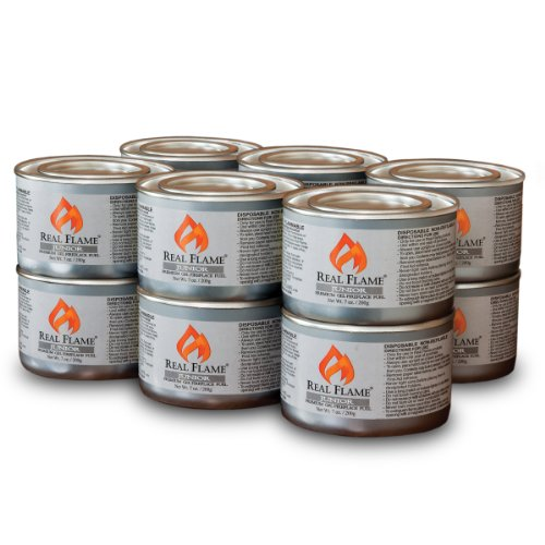 Purchase Real Flame Junior Gel Fuel - 7 oz cans; 12-Pack