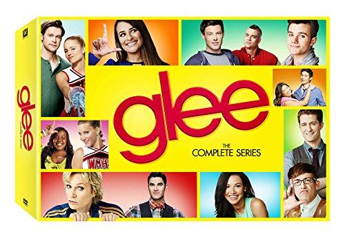 DVD : Glee: Complete Series (Boxed Set, Oversize Item Split, 34 Disc)