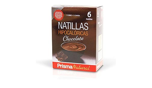Prisma Natural Natillas Chocolate - 6 Unidades: Amazon.es ...