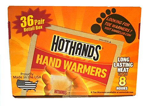 HotHandS® Hand Warmers 36 Pairs by HotHands