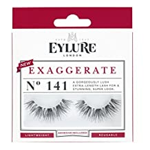 Eylure Strip Lashes Exaggerate Number 141 by Eylure