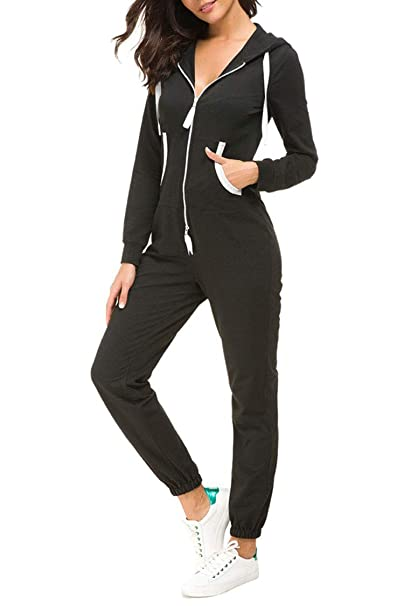 ad10cff78 Womens 2 PCS Tracksuits, Casual Womens Pyjama Zip up Hoodie and Sweat Pant  Trouser Twinset - Long Sleeve Solid Velour Sports Gym Yoga Workout Coat  Set: ...