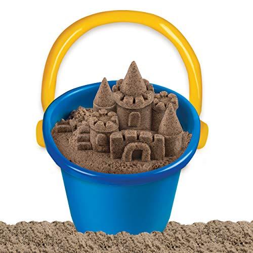 Arena cinética, arena de playa de 3 lbs para edades de 3 años en adelante (el empaque puede variar)