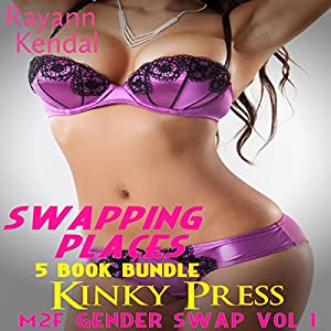 Swapping Places Audiobook