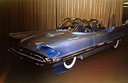Amazon Com 1955 Lincoln Futura Concept Car 13 X 19 Photo Print