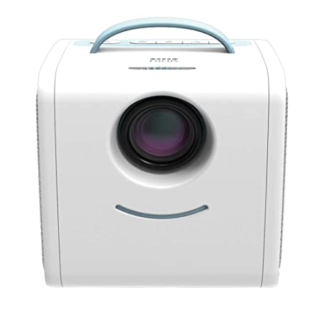 Mini proyector, 99 lúmenes y Altavoz HiFi, proyectores portátiles ...