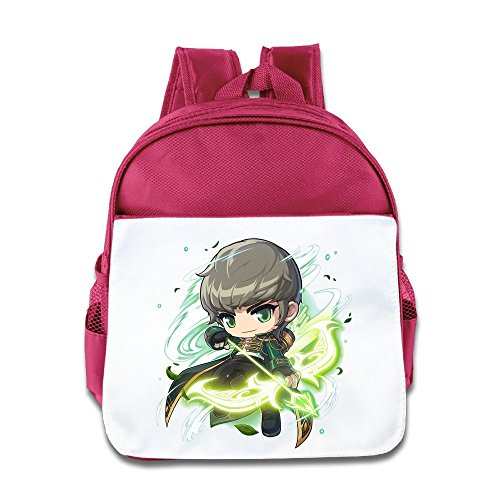 Jade Custom Superb Cute TV Cartoon Role Poster Children Schoolbag For 1-6 Years Old Pink - Old Samsung Microwave