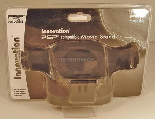 INNOVATION 12478 PLAYSTATION PORTABLE MOVIE & GAME (Psp Movie Stand)