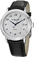 Raymond Weil Maestro Automatic Silver Dial Mens Watch 2837-STC-05659 by Raymond Weil