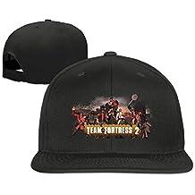 Team Fortress 2 Trucker Adjustable Hat One Size--Black