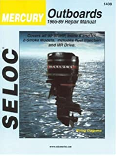 Mercury outboard shop manual 45 225 hp 1972 1989 b726 penton seloc mercury outboards 1965 89 repair manual 90 300 horsepower 6 fandeluxe Gallery