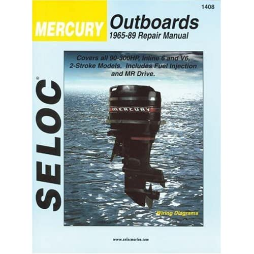 Mercury Outboard Manual: Amazon.com on