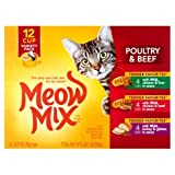 Meow Mix Market Select Variety Pack, 2.75-Ounce Cups (Pack Of 48)
