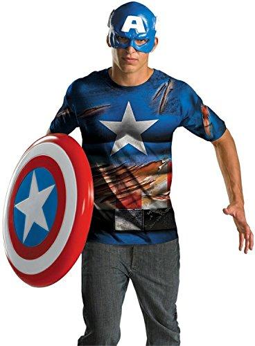 Captain America Alternative Halloween Costume