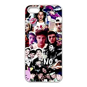 Magcon boys edits Phone Case for iPhone 5S Case