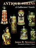 img - for Antique Steins: A Collector's Guide book / textbook / text book