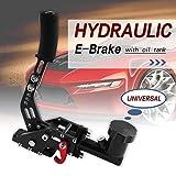 Ruien Universal Racing Car Hydraulic E-Brake Drift Rally Lever Handbrake Gear with Oil Eisivor Tank ...