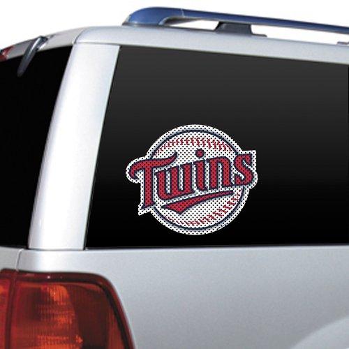 - MLB Minnesota Twins Die Cut Window Film