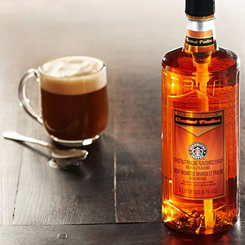 Amazon.com : Starbucks Gingerbread Syrup : Beverage