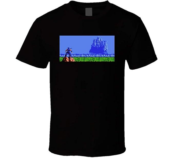 Ninja Gaiden Retro Video Game Ninja T Shirt | Amazon.com