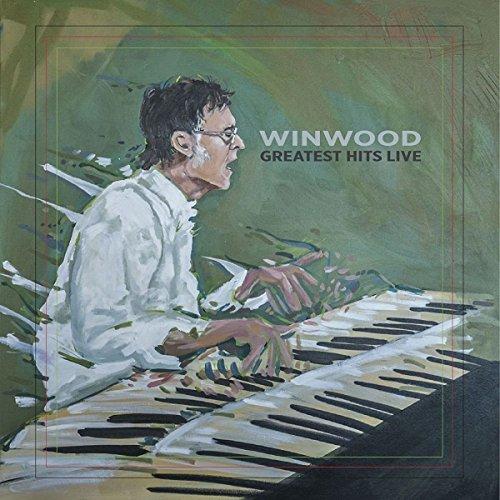 CD : Steve Winwood - Winwood Greatest Hits Live (2 Disc)