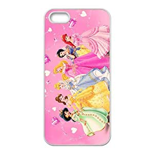 Pink queen and princesses Cell Phone Case for iPhone 5S