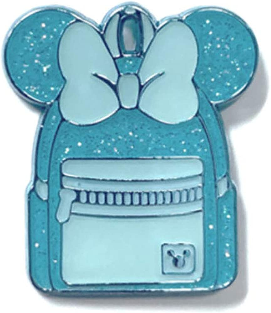 Disney Parks Arendelle Aqua Loungefly Backpack Limited Release Pin