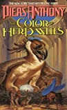 The Color of Her Panties, Piers Anthony and Piers A. Jacob, 0380759497