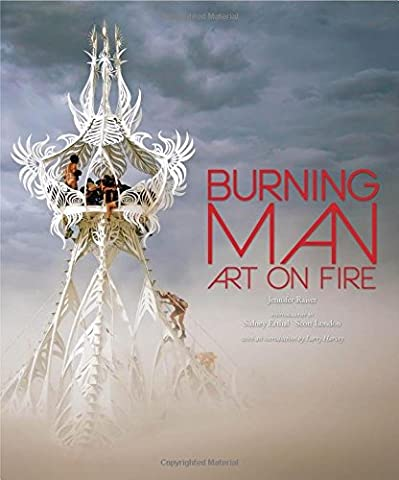 Burning Man: Art on Fire - Black History Collage