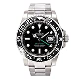 Rolex GMT-Master II automatic-self-wind mens Watch 116710LN (Certified Pre-owned)