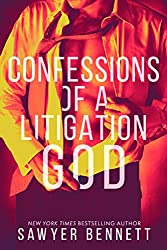 Confessions of a Litigation God: Matt's Story (The Legal Affairs Series Book 2)