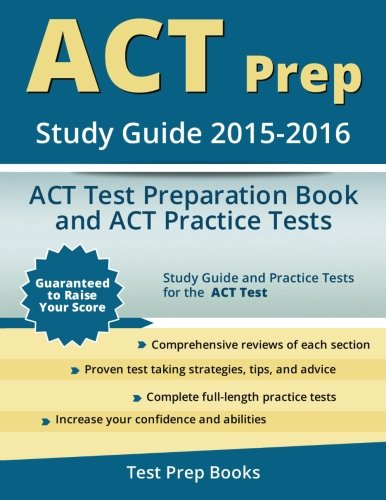 Prep Book 2016 Study Guide product image