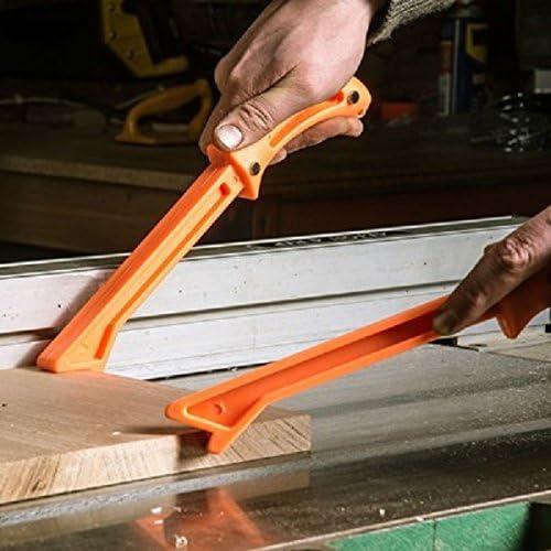 280 mm bâton Poussoir pour scie à ruban, Tablesaw et banc Scie circulaire Outil de sécurité